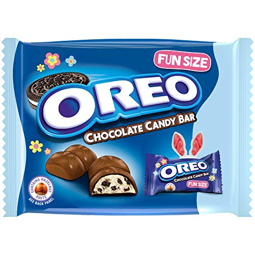 OREO Easter Chocolate Treat Size Candy Bars - 10.2oz Bag