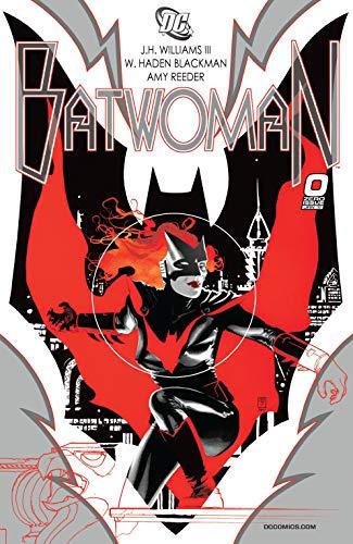 Batwoman (2010) #0 (English Edition)