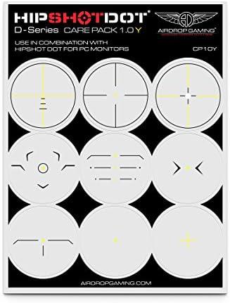 HipShotDot D Series Care Pack 1 0 Yellow product image