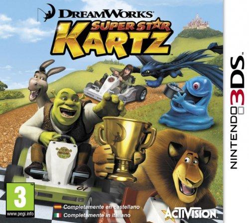 Superstar Kartz [Importer espagnol]
