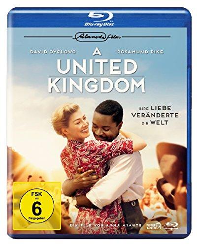 A United Kingdom - Ihre Liebe veränderte die Welt [Blu-ray]