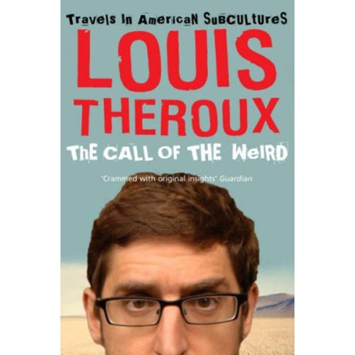 The Call of the Weird audiobook cover art