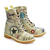 Army Airplane Long Boots TMB1011