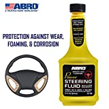 ABRO PS-700 Power Steering Fluid Oil for All Car, SUV, Bus & Trucks (354 ml)