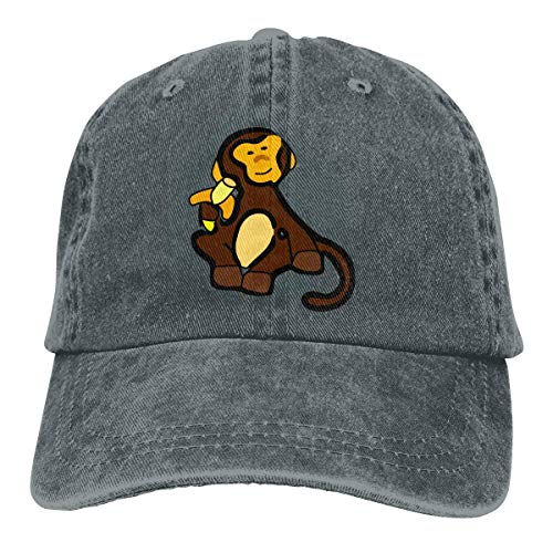 XCNGG Sombrero Ajustable de Gorra de béisbol de Tela...