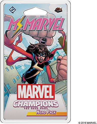 Marvel Champions: Fantasy Flight Games Marvel Ms. Marvel Hero Pack