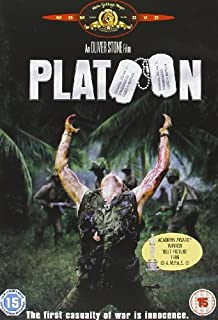 Platoon by Charlie Sheen