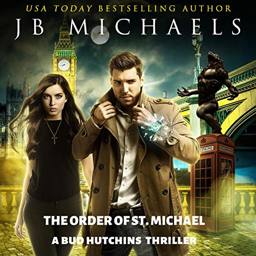 The Order of St. Michael audiobook cover art