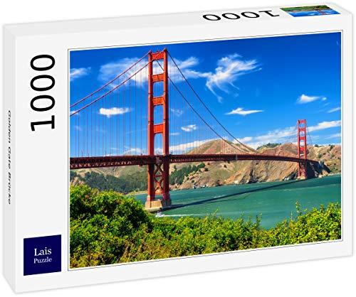 Lais Puzzle Golden Gate Brücke 1000 Teile