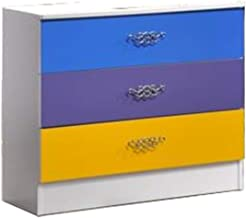 Cosmos Drawers, Multi Color - H 1864 x W 806 x D 394 mm