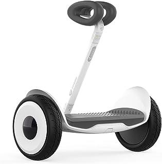 کودکان و نوجوانان Segway Ninebot S ، اسکوتر برقی هوشمند با قابلیت تعادل با چراغ LED ، طراحی شده برای کودکان ، سازگار با کیت Mecha