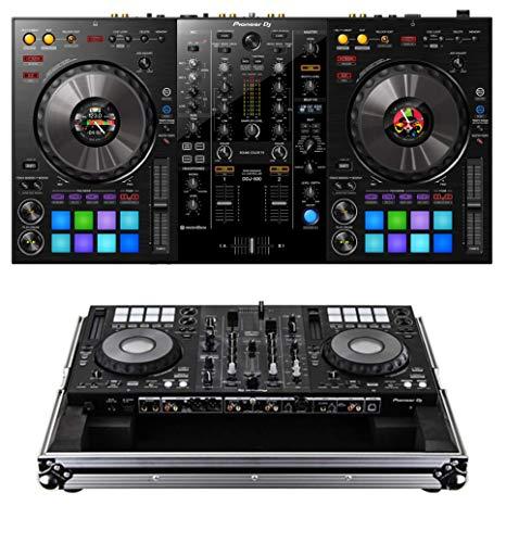 Best Prices! Pioneer DJ DDJ-800 + Odyssey FZPIDDJ800 Case Bundle