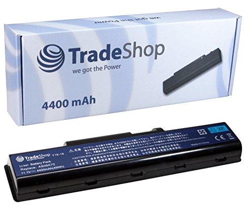 Trade-Shop - Batería de alto rendimiento para Packard Bell EasyNote TJ68, TJ71, TJ72, TJ73, TJ74, TJ75, TJ76, TJ77, TJ78, TJ-61, MS-2274, TJ-62, TJ-63, TJ-64, TJ-65, TJ-66, TJ-67 8 TJ-7 1 TJ-72 TJ-73 TJ-74 TJ-75 TJ-76 TJ-77.