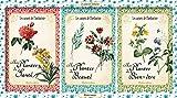 Les carnets de l'herboriste - Coffret en 3 volumes : Mes plantes de santé ; Mes plantes de beauté ; Mes plantes de bien-être