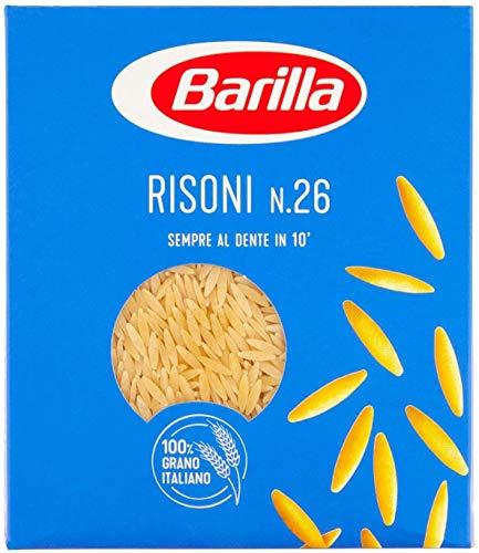 10x Pasta Barilla Risoni Nr. 26 italienisch Nudeln 500 g pack