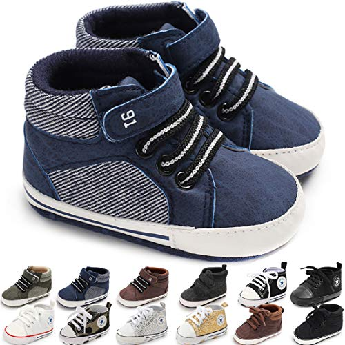 Baby Boy Running Shoes 12-18 Months