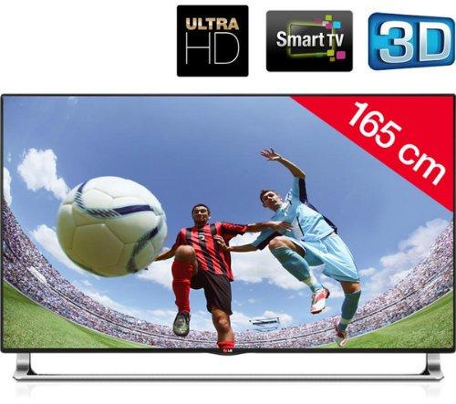 65la970 V – Televisor LED 3d Smart TV Ultra HD: Amazon.es: Electrónica