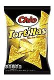 Chio Tortilla Chips Nacho Cheese, 125g -