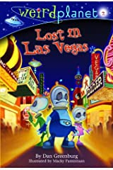 Weird Planet #2: Lost in Las Vegas Kindle Edition