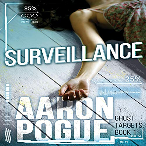 Surveillance audiobook cover art