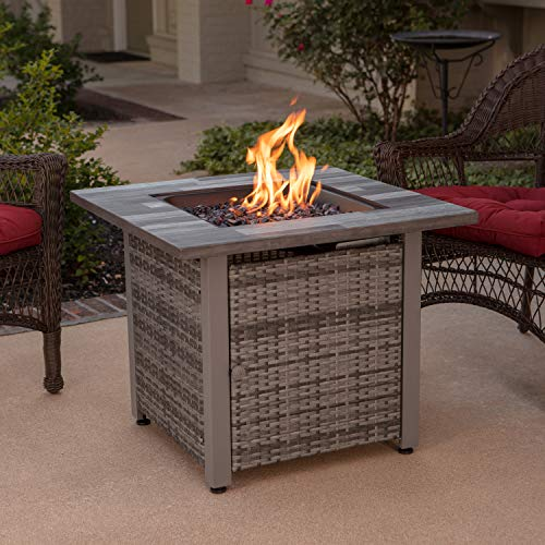 Outdoor Fire Pit The Kingston, Endless Summer LP Gas