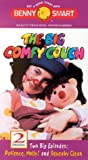 The Big Comfy Couch - Patience, Molly/Squeaky Clean [VHS]