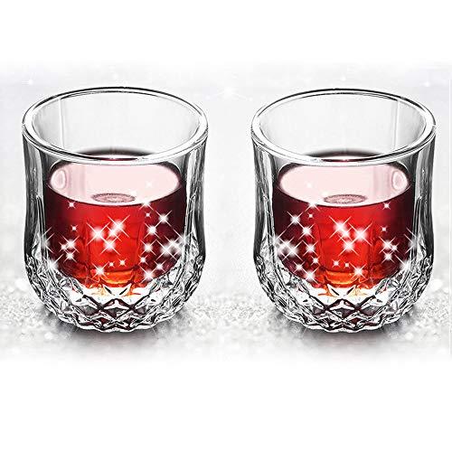 Vidrio De Mezcla Grueso 330 ml Jarra Vidrio Cristal Para T/é Perfecta Para El Calor O El Fr/ío