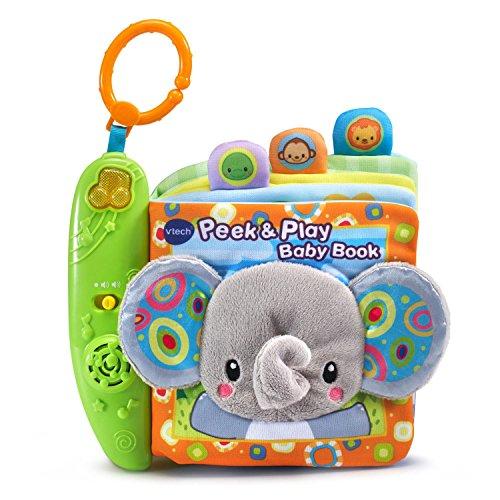 VTech Peek amp Play Baby Book Toy