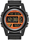 Nixon Unit Reloj para Hombre Digital de Cuarzo con Brazalete de Nylon A1972724