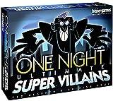 Bezier Games BEZ00031 One Night Ultimate Super Villains, Multicolor