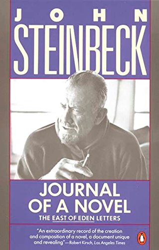 1 best john steinbeck journal of a novel the east of eden letters for 2020