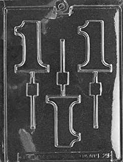 Best number one chocolate mold Reviews