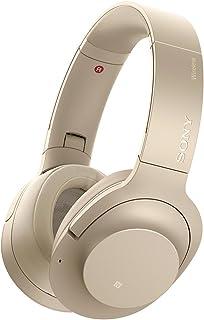 ソニー ワイヤレスノイズキャンセリングヘッドホン h.ear on 2 Wireless NC WH-H900N : Bluetooth/ Amazon Alexa搭載 /ハイレゾ対応 最大28時間連続再生 密閉型 マイク付き 2017年モデル...