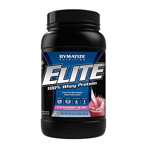 Elite Whey Protein 2 lb (907g) EU
