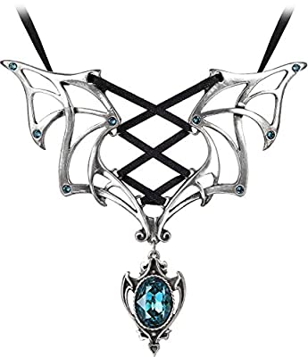 Vampire's Corset Necklace