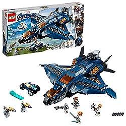 Image of LEGO Marvel Avengers:...: Bestviewsreviews