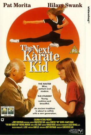 The Next Karate Kid [UK-Import] [VHS]