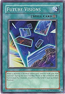 Yu-Gi-Oh! - Future Visions (ANPR-EN051) - Ancient Prophecy - Unlimited Edition - Super Rare