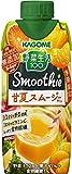 カゴメ 野菜生活100Smoothie(スムージー) 甘夏スムージーMix ×12本