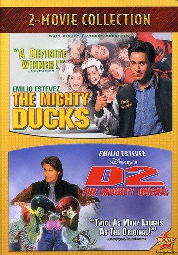 Mighty Ducks & D2: The Mighty Ducks (2pc) / (2pk) [DVD] [Region 1] [NTSC] [US Import]