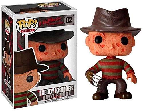Pop! A Nightmare on ELM Street - Freddy Krueger Vinyl Movie Masterpiece Movie Series Horror Collectible 10cm
