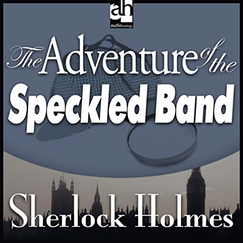 Sherlock Holmes: The Adventure of the Speckled Band copertina