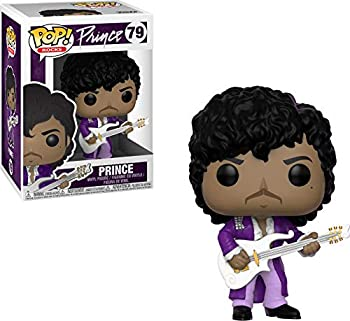 Funko Pop Rocks  Prince - Purple Rain Collectible Figure Multicolor