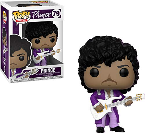 Funko 32222 POP Vinyl: Rocks: Prince (Purple Rain)