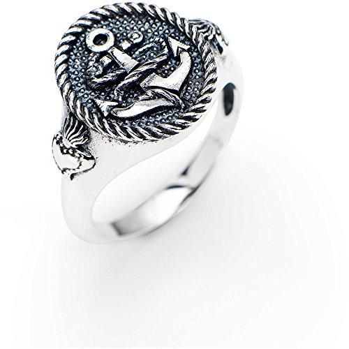 anello donna gioielli Amen Sacro Cuore misura 18 trendy cod. AAN-18