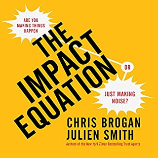 The Impact Equation audiobook cover art