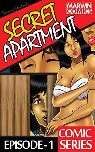 Secret Appartment:Comic series: Ep:1 (English Edition)