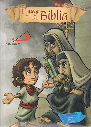 DiosIdeas Juego de Mesa, El Juego de la Biblia para niños y Adultos, Juego...