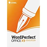 Corel WordPerfect Office X9 - All in One Office Suite - Education [PC Download]