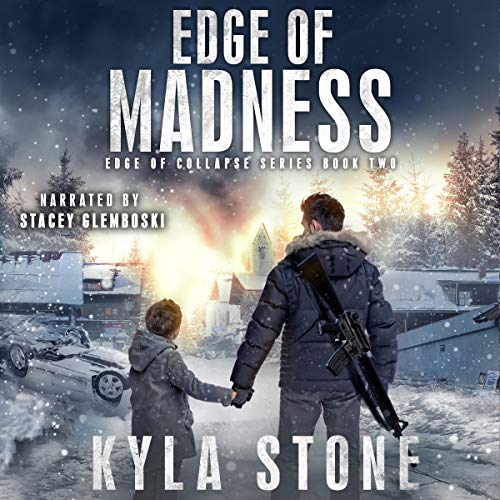 Edge of Madness Audiobook By Kyla Stone cover art